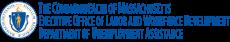 EOLWD Department of Unemployment Assistance Logo
