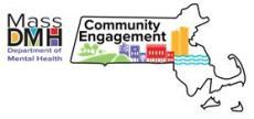 DMH Community Engagement Logo