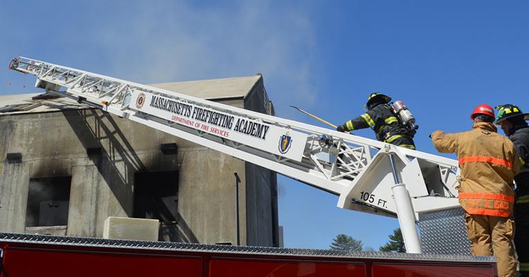 Massachusetts Firefighting Academy (MFA) | Mass gov