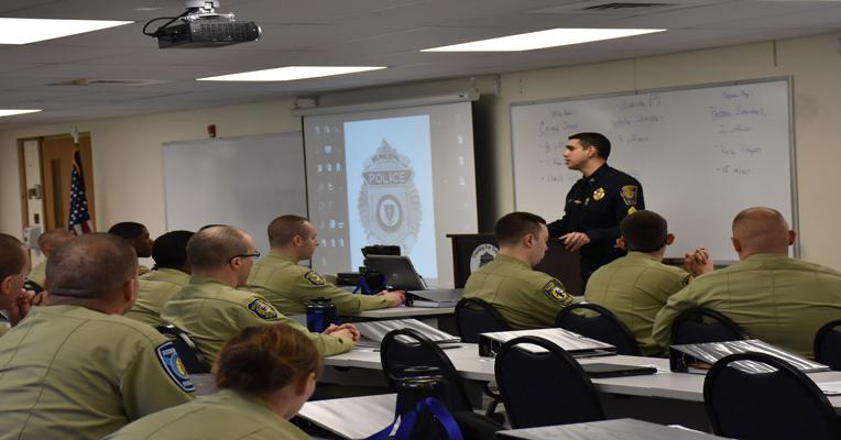 Basic Full-time and Part-time Police Academies | Mass gov