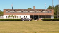 State Police Bourne Barracks