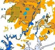 Bio Map Core Habitat Subcomponents